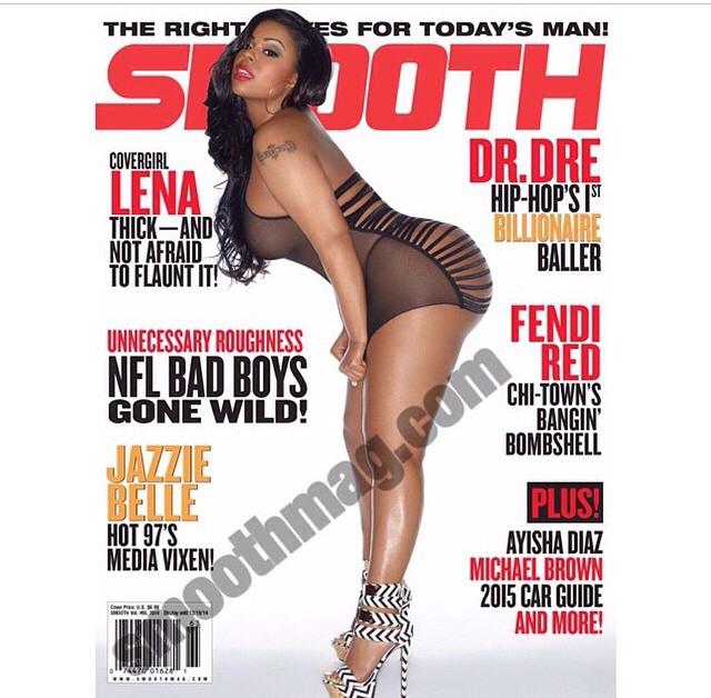 Lena chase lands smooth magazine cover dc tell all media photo cred instagram thecheapjerseys Gallery