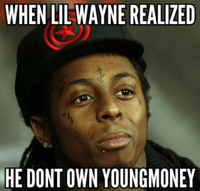 Lil wayne talks leaving cash money and the memes are hilarious d c