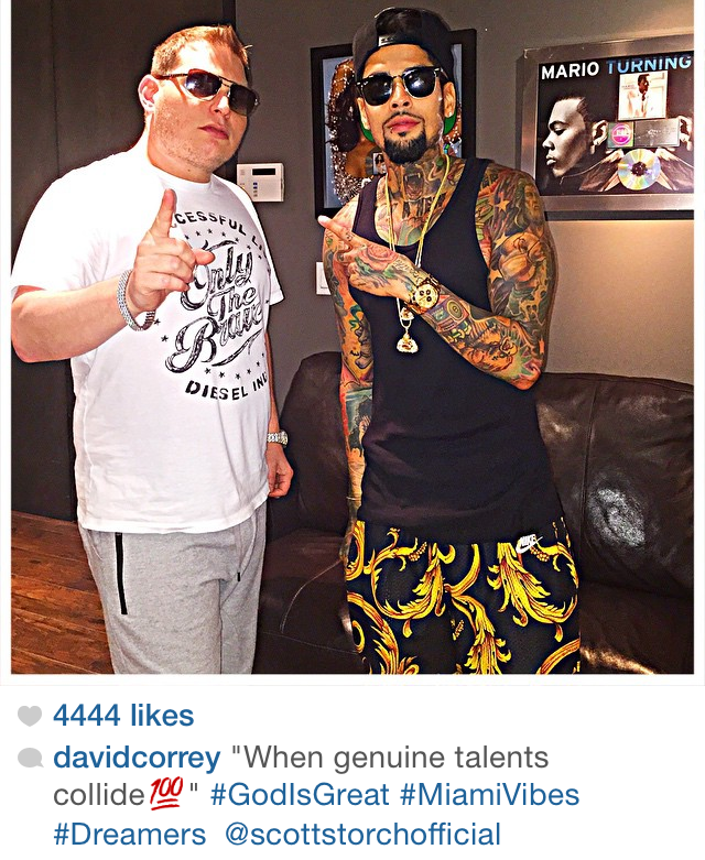 Faaqidaad : Scott storch instagram